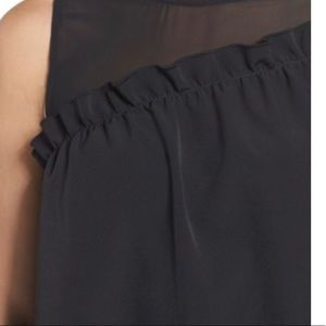 Halogen Dresses - From Nordstrom, By Halogen, LBD Ruffle Shift Dress